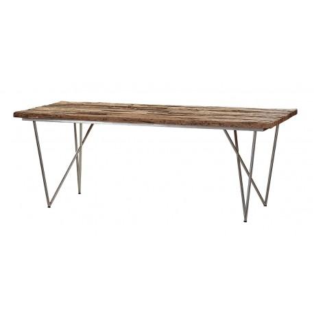 stół z drewna mango 15103 belbazaar