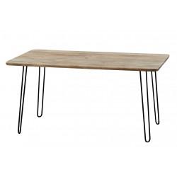 stół z drewna mango 037 belbazaar