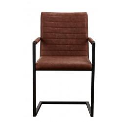 krzesło Louise brąz belbazaar