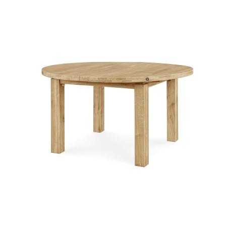 Chwalebne Okrągły stół dębowy, rozkładanych, masywny, nowoczesny - Cena CA11