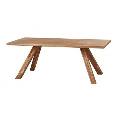 stół dębowy Devon belbazaar