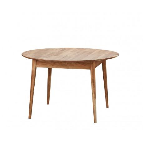 stół dębowy rozkładany Sweden belbazaar