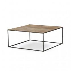 stolik kawowy z drewna teakowego 0714-80T