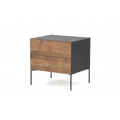 szafka nocna z drewna teakowego 0714-57T