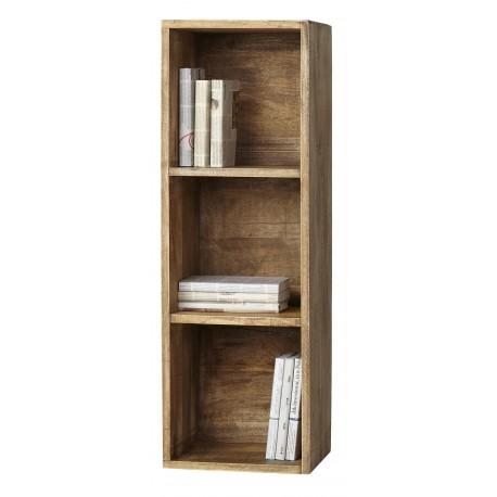 biblioteczka z drewna mango 1750 belbazaar