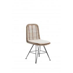 krzesło z rattanu Pascal belbazaar