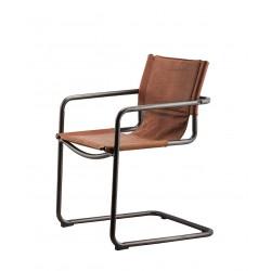 krzesło ze skóry CY 137 belbazaar