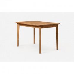 stół dębowy rozkładany 120/160 Sweden belbazaar