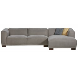 sofa tapicerowana z otomaną Ra belbazaar