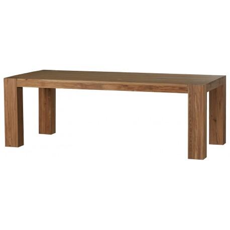 stół dębowy rozkładany MASSIV belbazaar