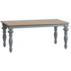 stół z drewna mango 4872 belbazaar