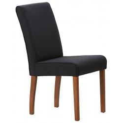 krzesło tapicerowane Poli belbazaar