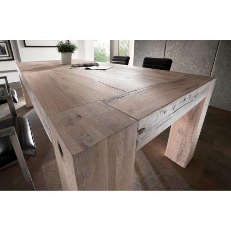 stół dębowy BOSTON belbazaar