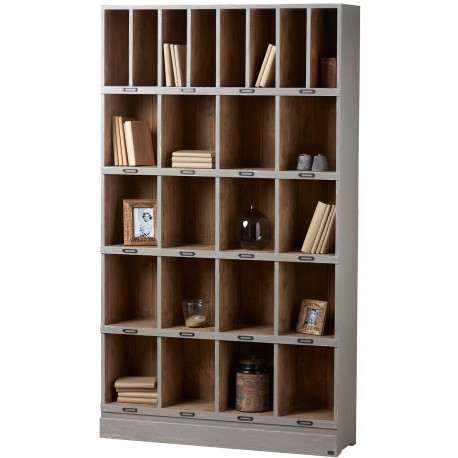 biblioteka z drewna 489 belbazaar