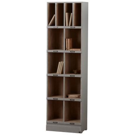 biblioteka z drewna 488 belbazaar