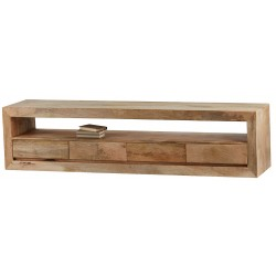 szafka TV z drewna mango 076 belbazaar