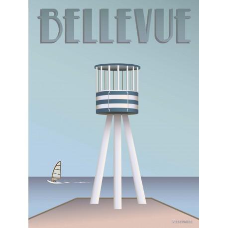 Bellevue plakat VISSEVASSE