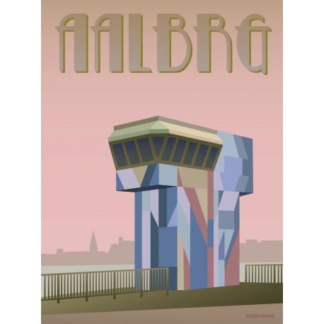 Aalborg plakat VISSEVASSE