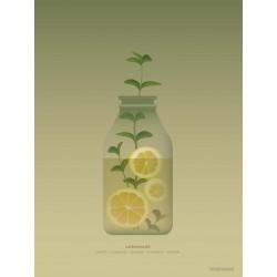 Lemonade plakat VISSEVASSE
