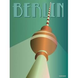 Berlin plakat VISSEVASSE