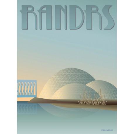 Randers Rainforest plakat VISSEVASSE