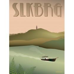 Silkeborg Hjejlenplakat VISSEVASSE